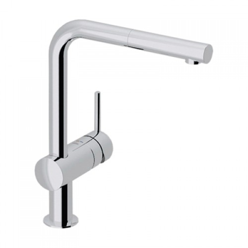 grohe kitchen sink taps grohe minta kitchen tap 32168 chrome 4103