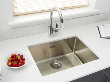 large undermount kitchen sinks large stainless steel undermount sink 6822
