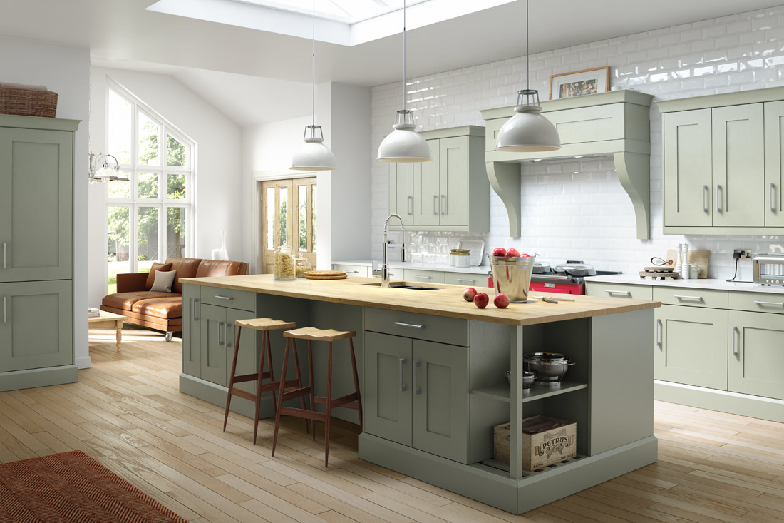painted shaker style kitchen cabinets painted oak farmhouse shaker kitchen collection hera 24391