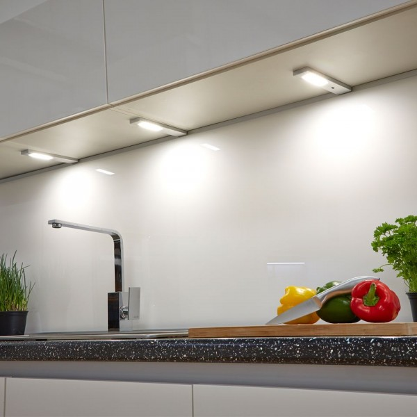 kitchen under cabinet lighting uk sls quadra cabinet light 8684