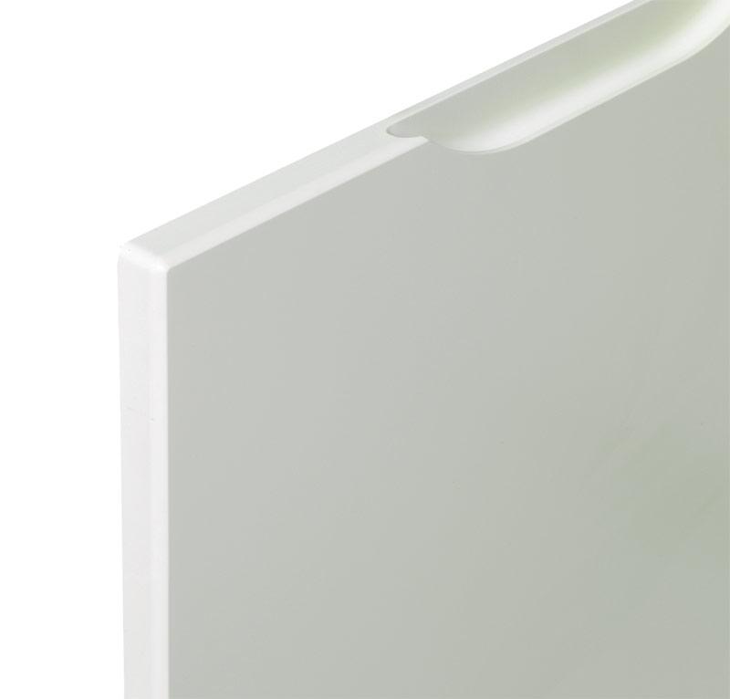 High Gloss Vinyl Kitchen Doors