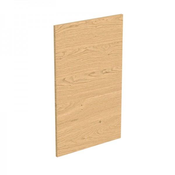 Knotty Oak Kitchen Cabinets: Knotty Oak Natural Brushed Wood Veneered Door