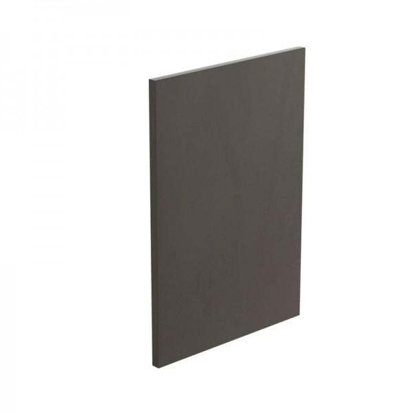 Dark Grey Concrete Kitchen Door
