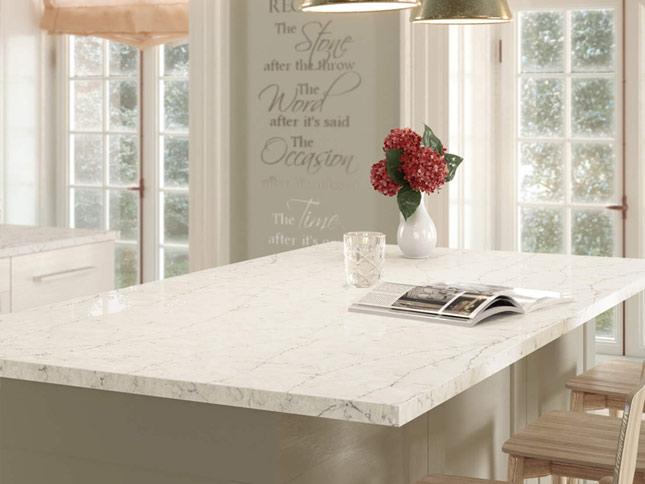 Silestone Eternal Pearl Jasmine Worktop