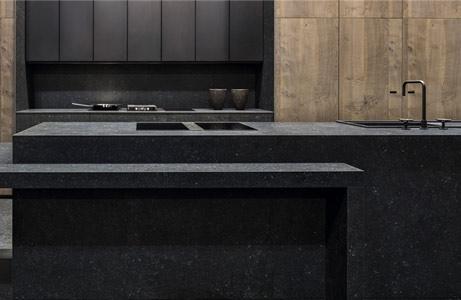 Stone Kitchen Doors Unique and Versatile